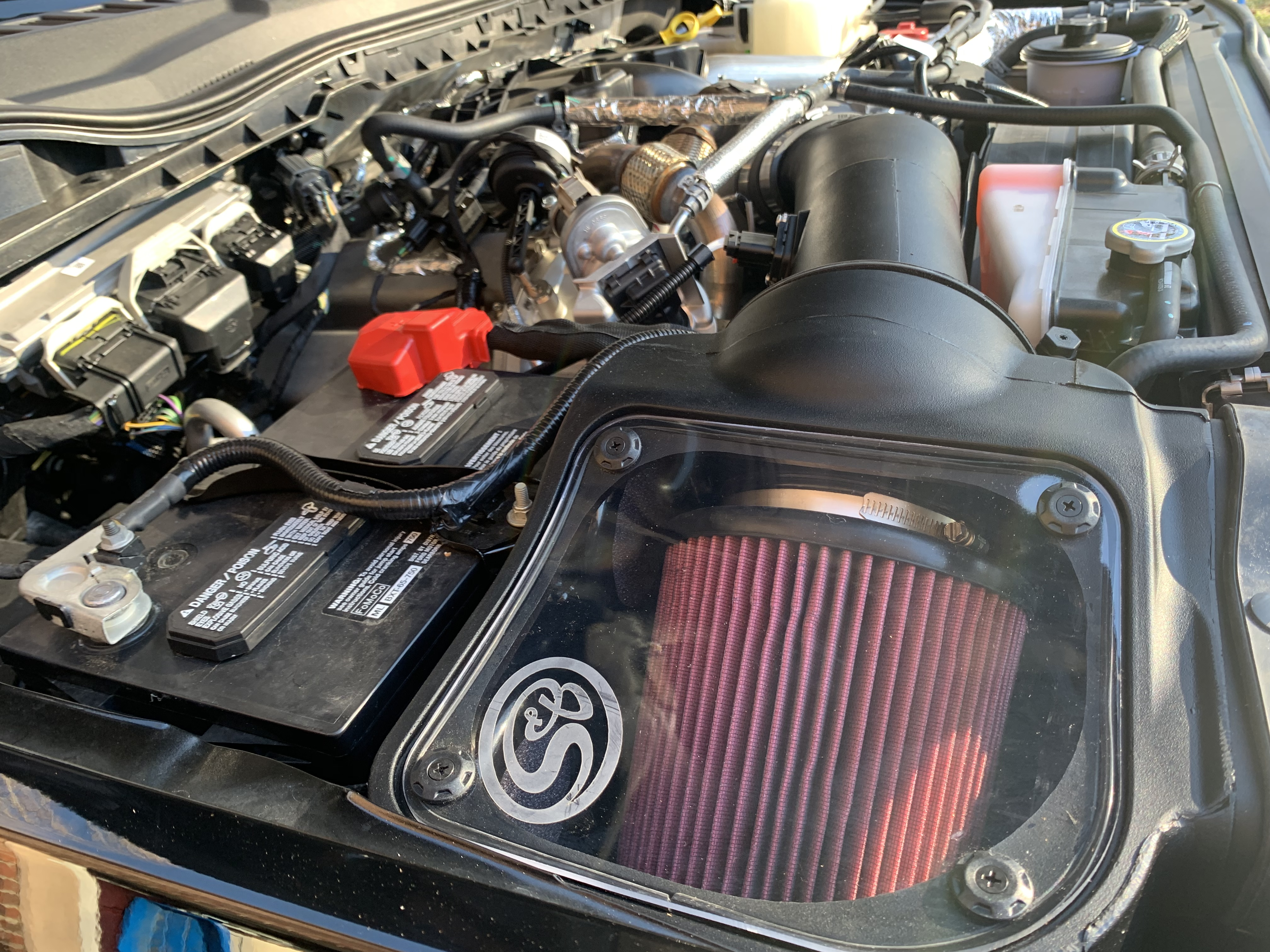 Best Cai With No Tunes Ford Powerstroke Diesel Forum