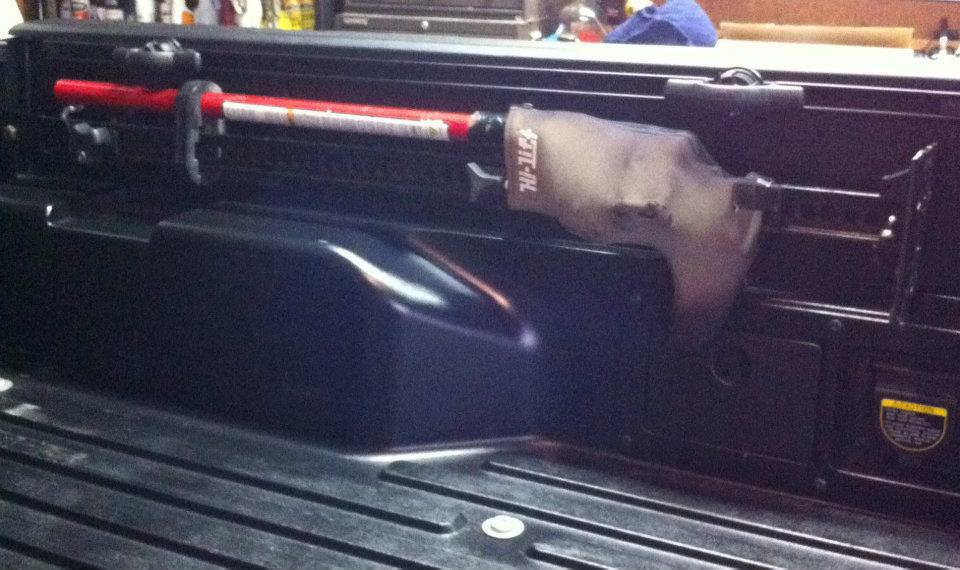 Ford F350 King Ranch >> Looking for a HI LIFT jack and Shovel bed mount. - Ford ...