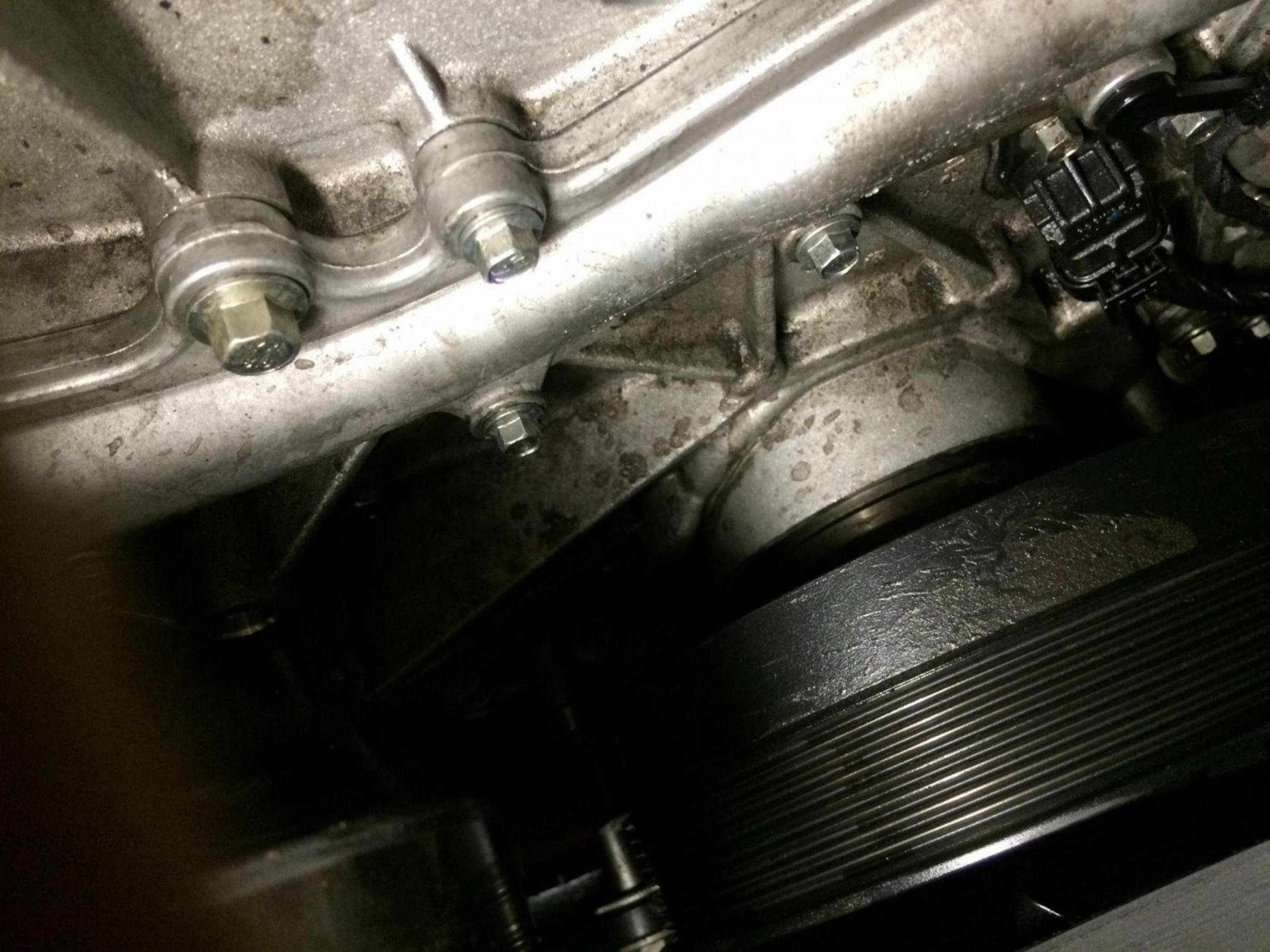 6.7 Powerstroke Problems >> Broken Crankshaft - Ford Powerstroke Diesel Forum