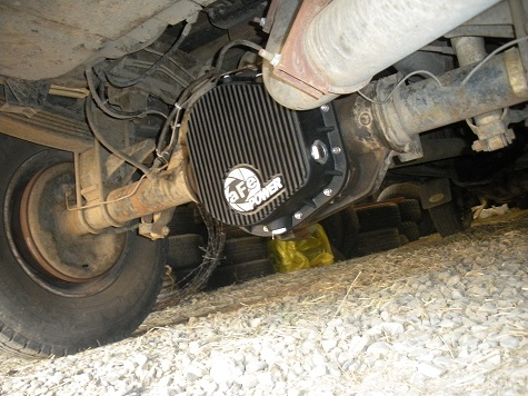"'96 Powerstroke-""The Great Repair"" Fixing It To Haul Reliably-afe-diff.jpg"