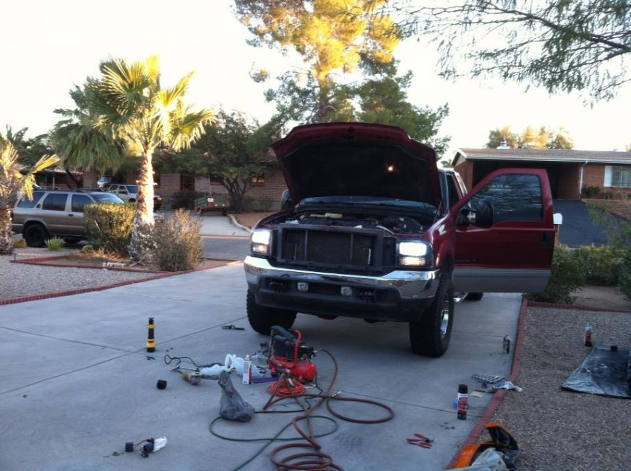 New Arizona Diesel Member-before.jpg