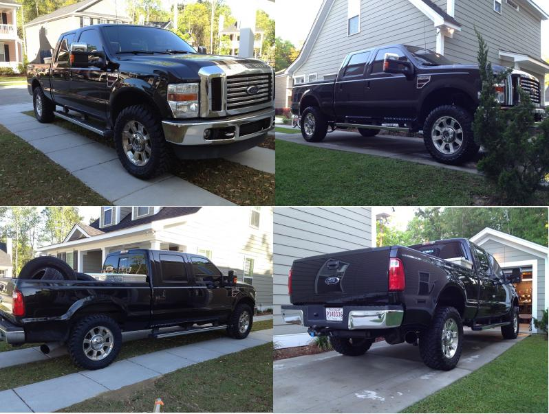 Before And After Pics Icon Stage 1 Leveling Kit 2 5