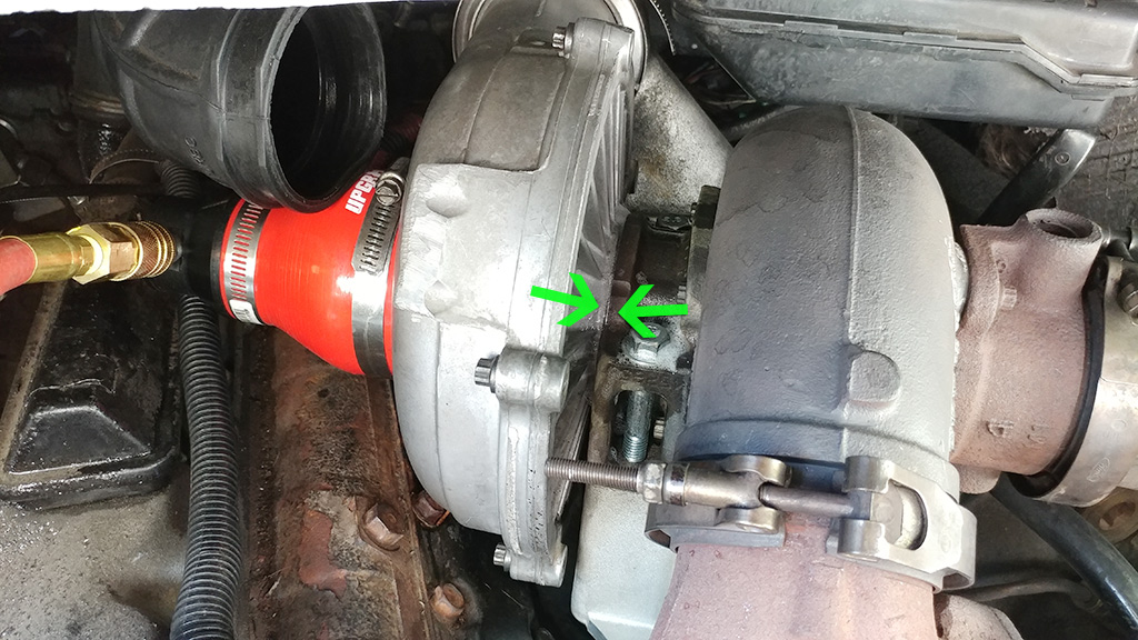 how to find a boost leak on a diesel