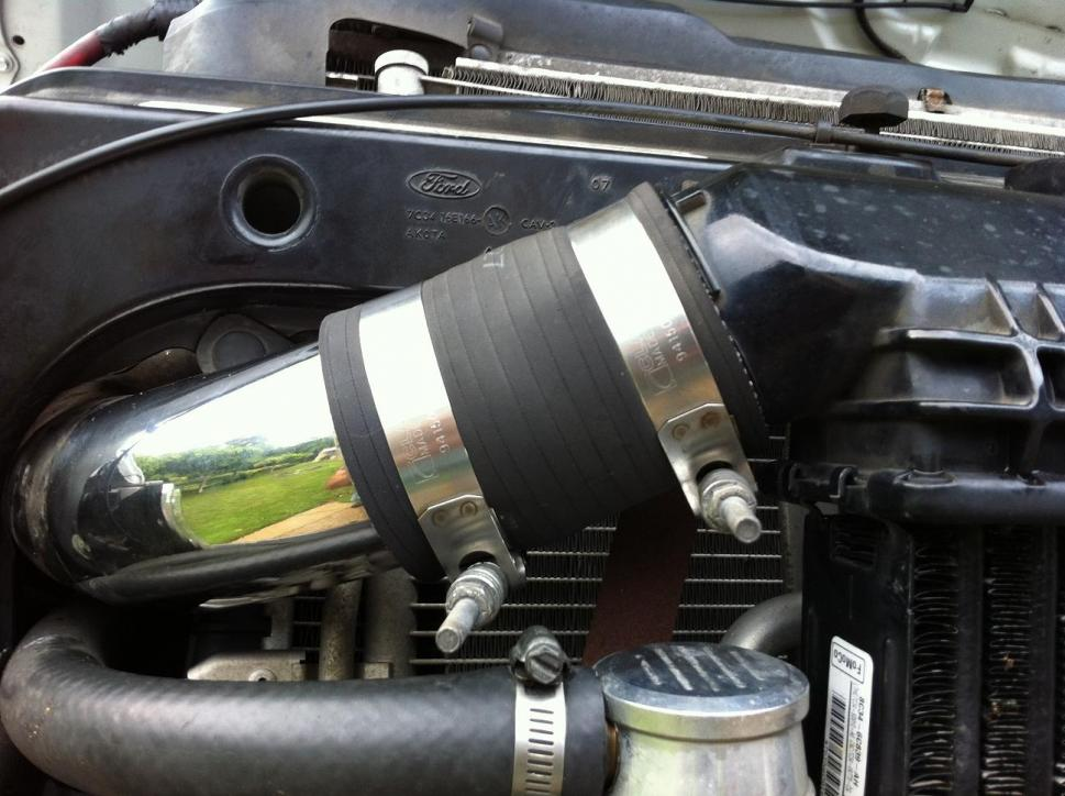 Best turbo/ intercooler boots? - Ford Powerstroke Diesel Forum