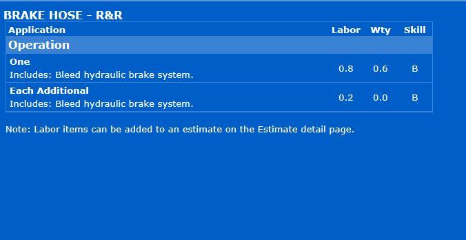 Rear Brake Line Repair Cost - Ford Powerstroke Diesel Forum