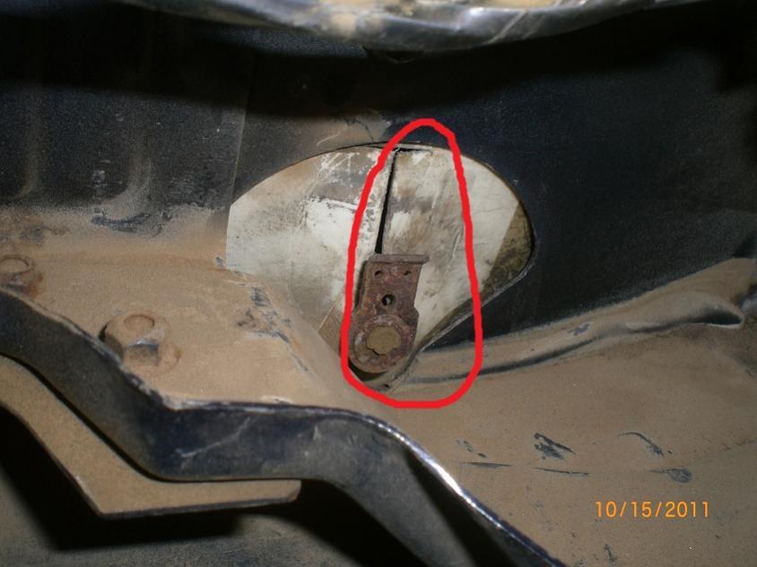 How To Remove Broken Key From Lock >> Locking rear door/hatch - Ford Powerstroke Diesel Forum