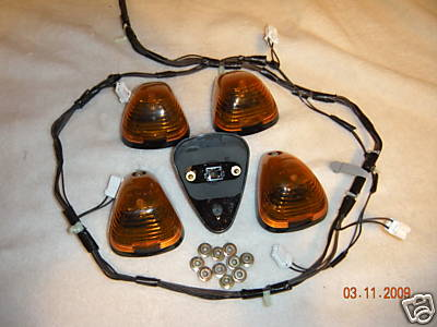 cab lights - Ford Powerstroke sel Forum on