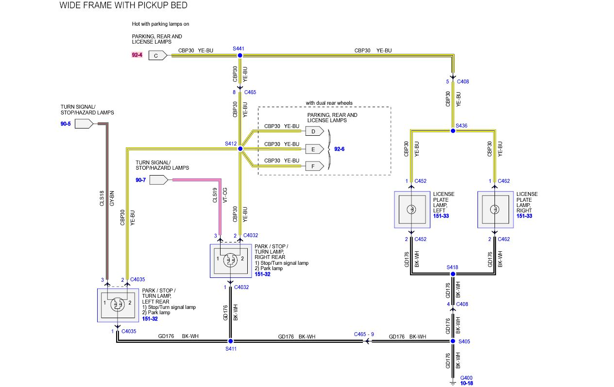 Light Switch Wiring Diagram F450 Opinions About 1 Way Powerstroke 6000 Stop 43 Images Diagrams Multiple Lights