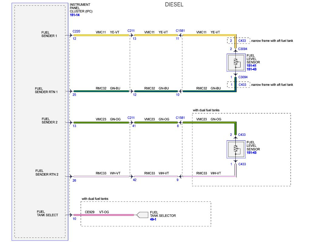 Iso Dash Wiring Diagram 2013 F250 - Page 2