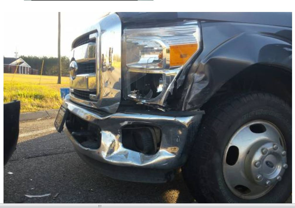 Bent frame on f 350 ford powerstroke diesel forum click image for larger version name caraccident3262016g views 1388 size 916 sciox Images