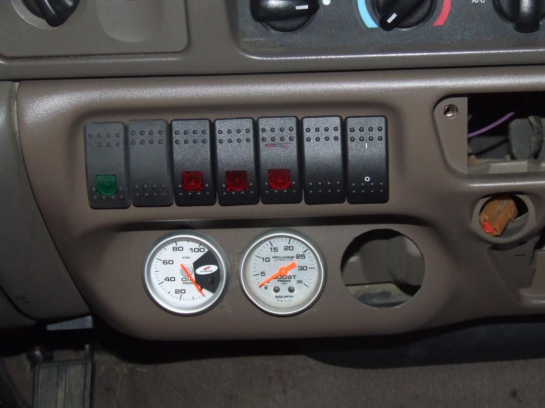 F-650 Dash Mod  And More    - Page 10