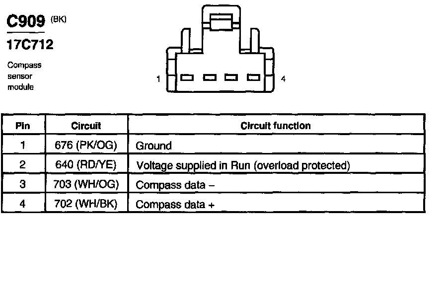 Installing lariat gauges in XLT truck-complete writeup-compass-sensor-module.jpg
