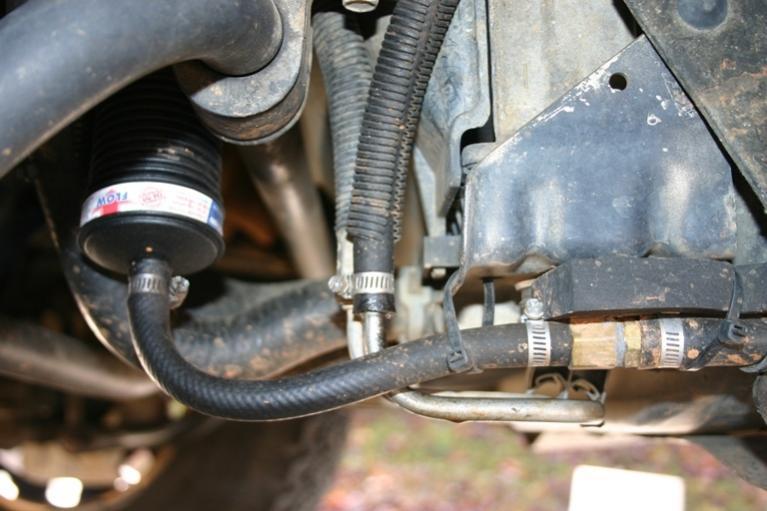 6 0l Transmission Cooler Upgrade Ford Powerstroke