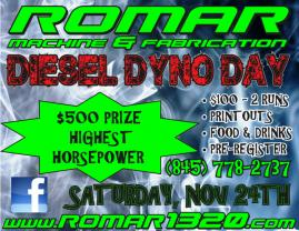 Romar1320 Diesel Dyno Day, Montgomery NY 0 to top horsepower-diesel-dyno-day-800x600.jpg