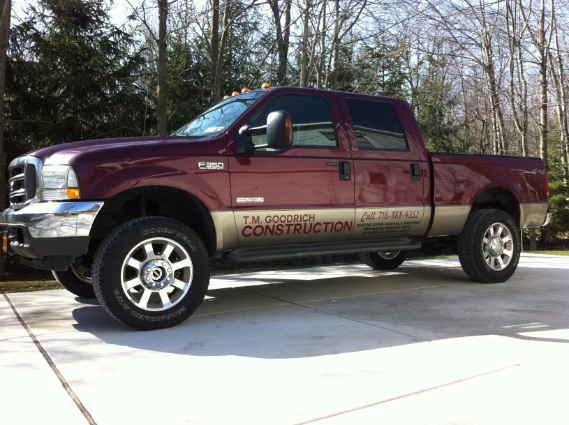 6.4 rims on 6.0? - Ford Powerstroke Diesel Forum