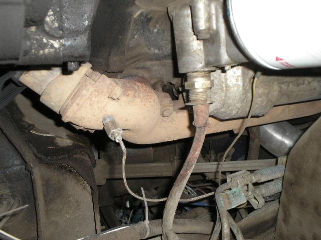 Down Pipe Egt Ford Powerstroke Diesel Forum