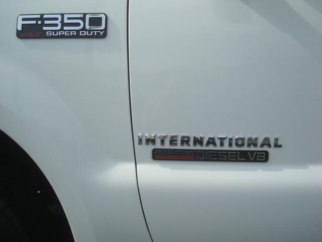 Chrome International International Powerstroke Logo