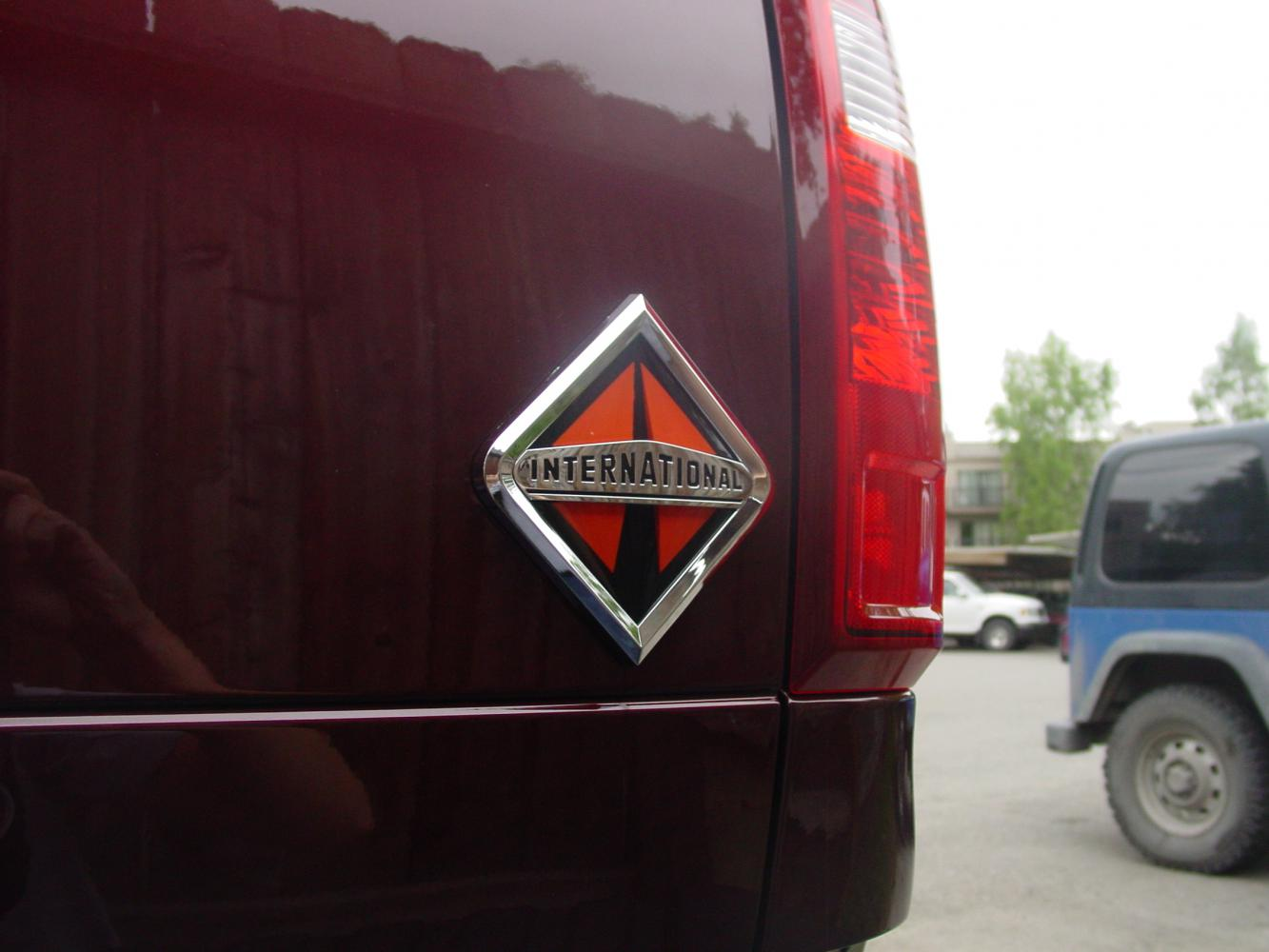 International Emblems - Ford Powerstroke Diesel Forum