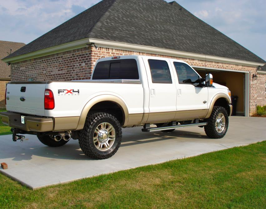 2012 f350 king ranch reviews