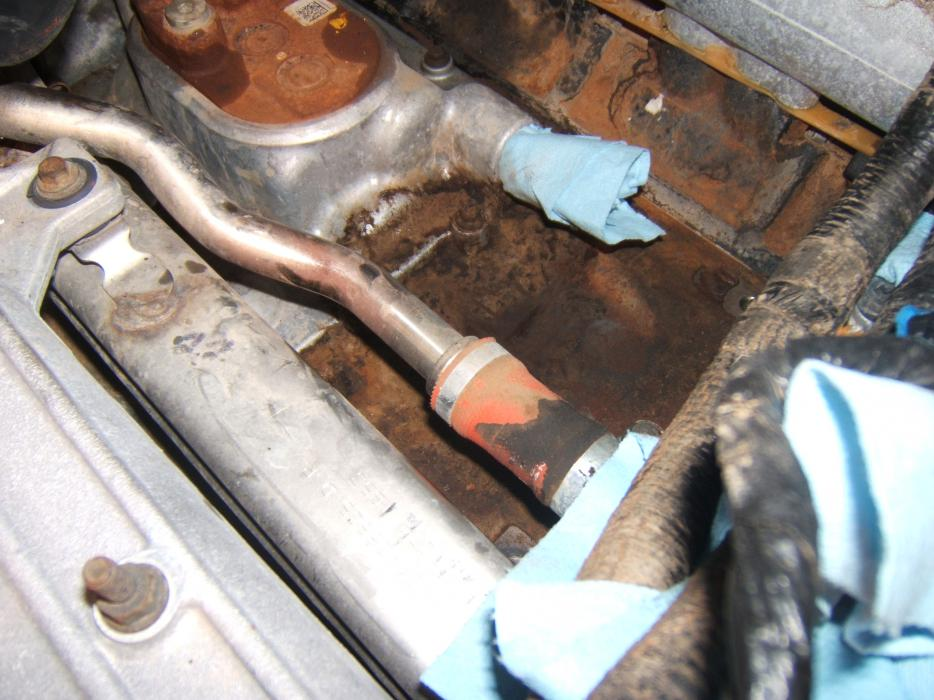 Ford 6.0 Problems >> EGR Cooler, Oil Cooler, STC, IPR status w/ pix - Ford Powerstroke Diesel Forum