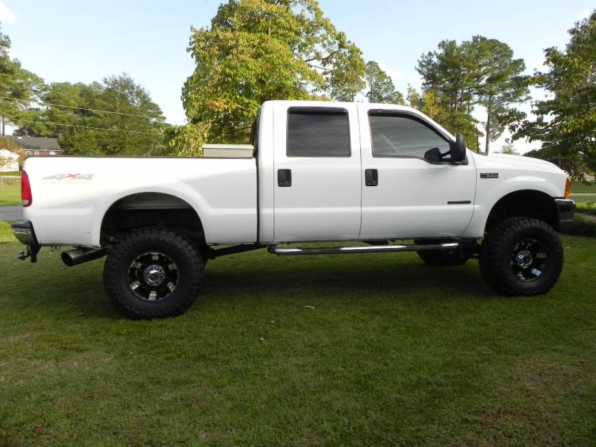 2001 Ford F250 7.3 Diesel >> QUESTION F-250 2001, 4INCH LIFT WITH 35s OR 6 INCH LIFT WITH 37s - Ford Powerstroke Diesel Forum