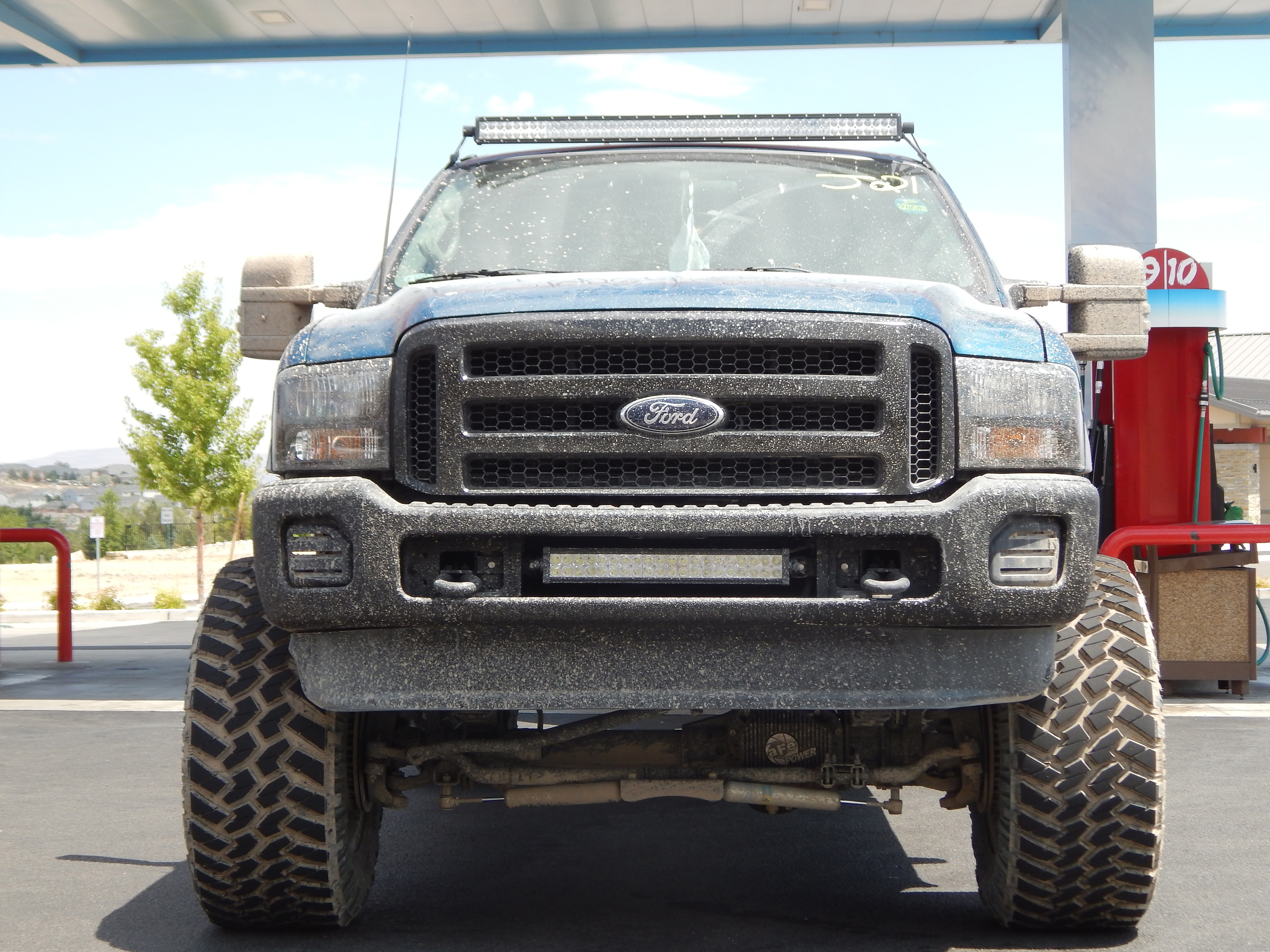 2011 front bumper on 2005 need pics - Ford Powerstroke ...