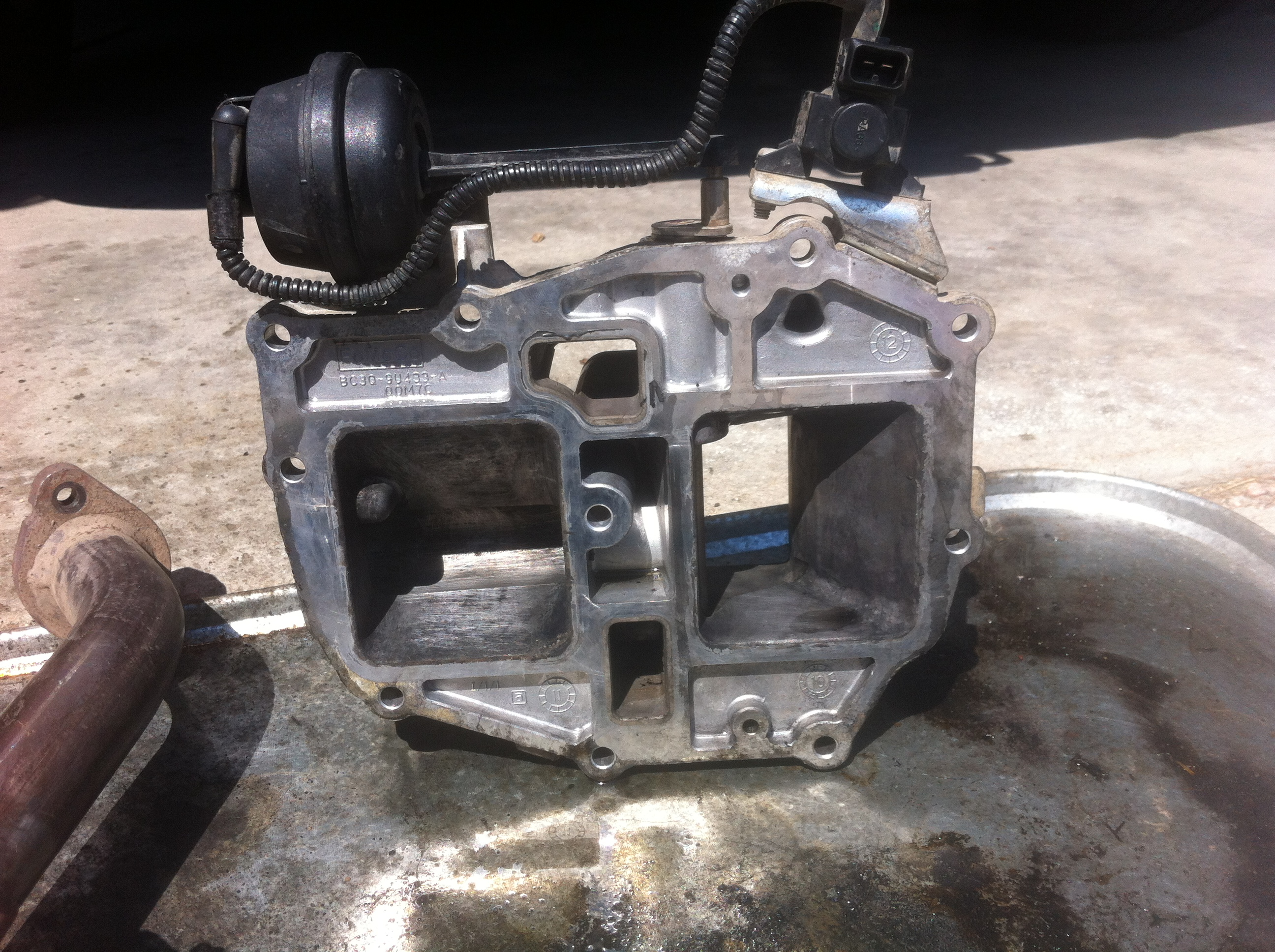 Can you clean the EGR valve - Page 2 - Ford Powerstroke