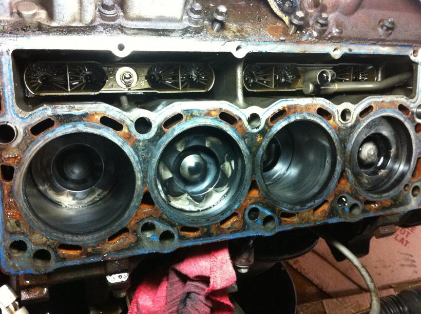 6 0 Powerstroke Problems >> 6.0 Head gasket replacement - Ford Powerstroke Diesel Forum