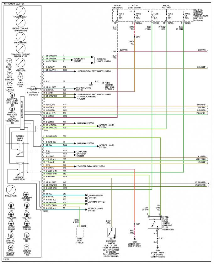 2006 f350 powerstroke fuse diagram wiring diagram 2006 f350 wiring schematics wiring diagramno map lights ford powerstroke diesel forum 2006 f350