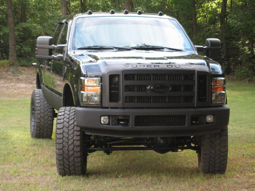 DSG trucks with Line-x bumpers? - Ford Powerstroke Diesel ...