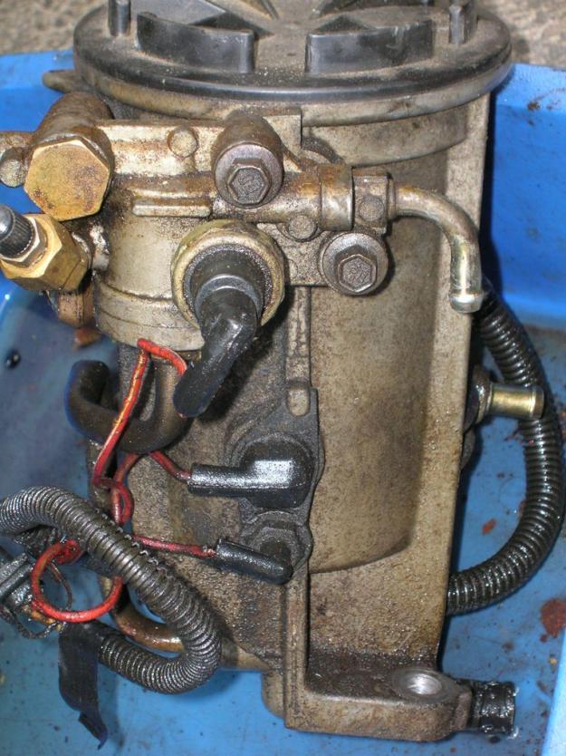 diesel icp sensor location on 97 ford 7 3 powerstroke fuel filter