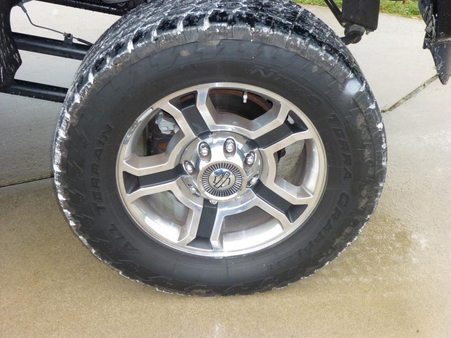 What are Harley wheels worth?-harley-front-passenger.jpg