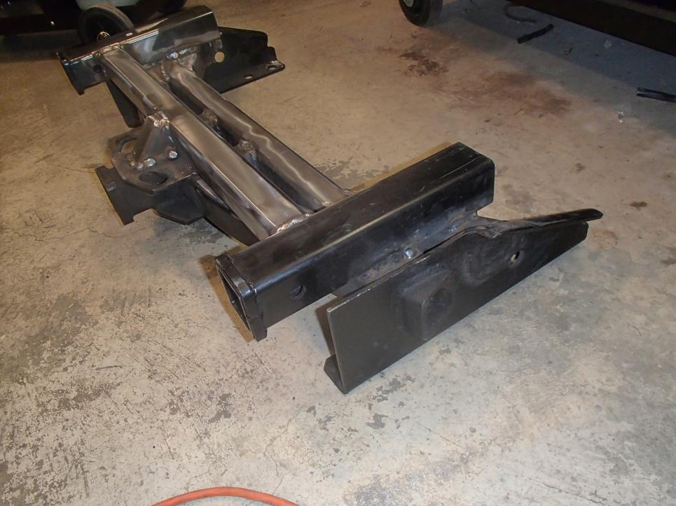 Build A Dodge Ram >> Project Pulling Hitch - Ford Powerstroke Diesel Forum