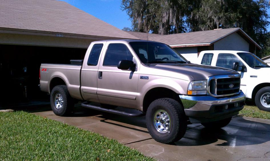 Biggest Tire On Stock >> Biggest Tires On Stock Rims Ford Powerstroke Diesel Forum