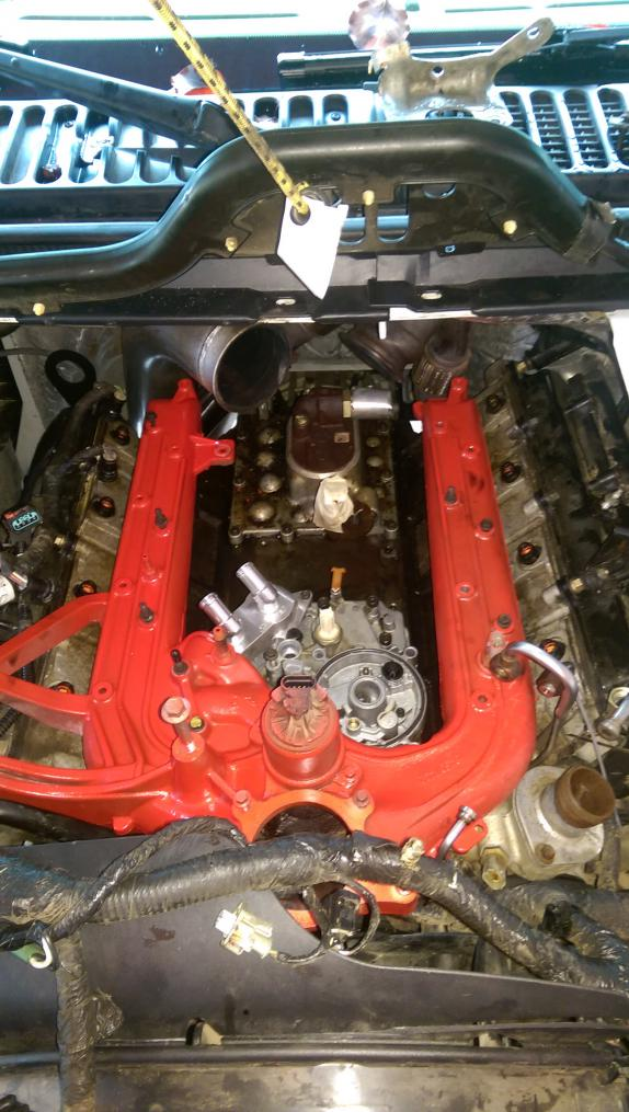 Ford 6.0 Diesel >> IPR remote oil cooler install - Ford Powerstroke Diesel Forum