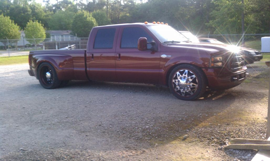 Lowered Ford Dually Thread!!! - Page 35 - Ford Powerstroke
