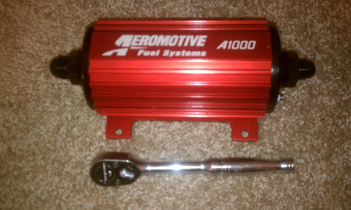 Aeromotive A1000 Install And Review