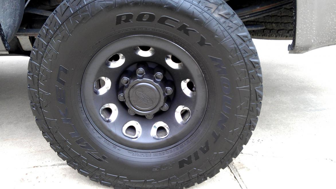 Plasti Dip Stock Wheels Ford Powerstroke Diesel Forum