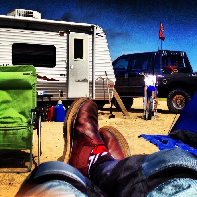 7.3L sand dunes w/ travel trailer-image.jpg
