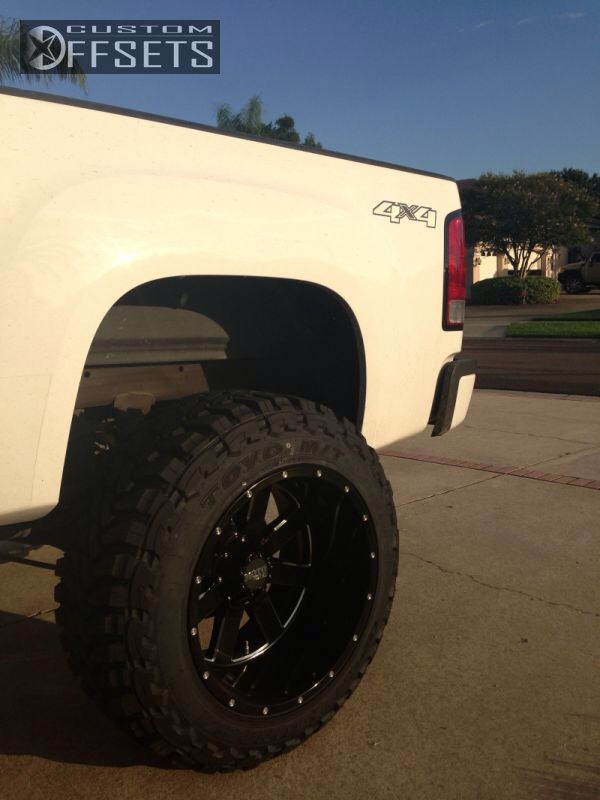 22x14 And 37x13 50 With Lift Ford Powerstroke Diesel