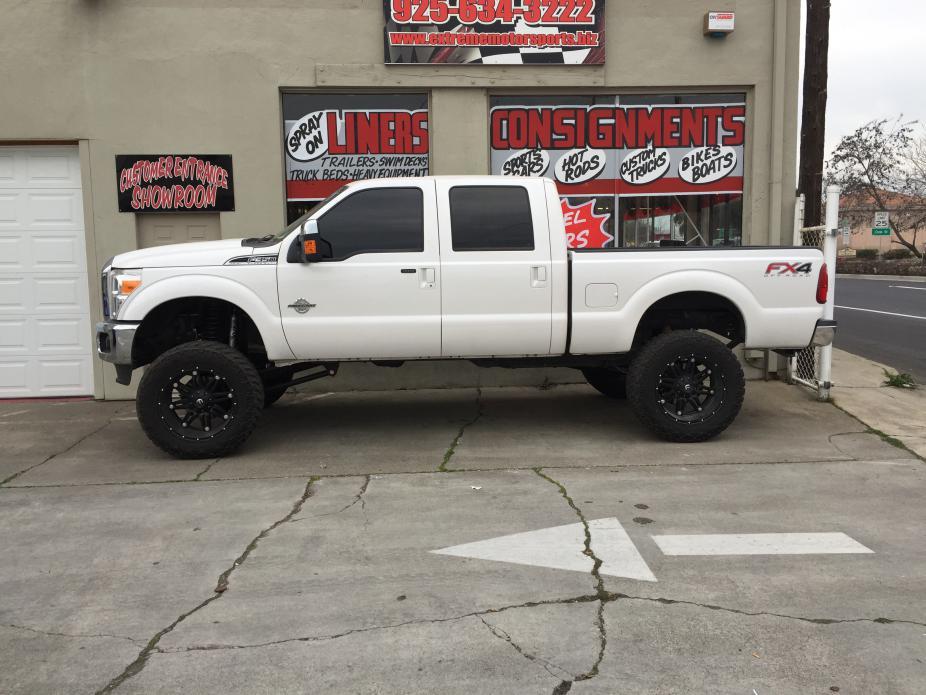 8 Inch Lift Kit >> 8 Inch Lift Kit For 2013 6 7 Ford Powerstroke Diesel Forum
