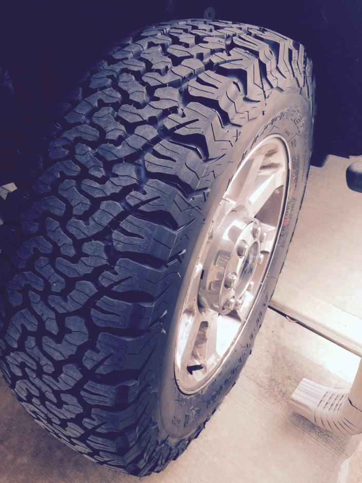 All Terrain Truck Tires >> BFGoodrich All Terrain T/A KO2 - Page 5 - Ford Powerstroke Diesel Forum