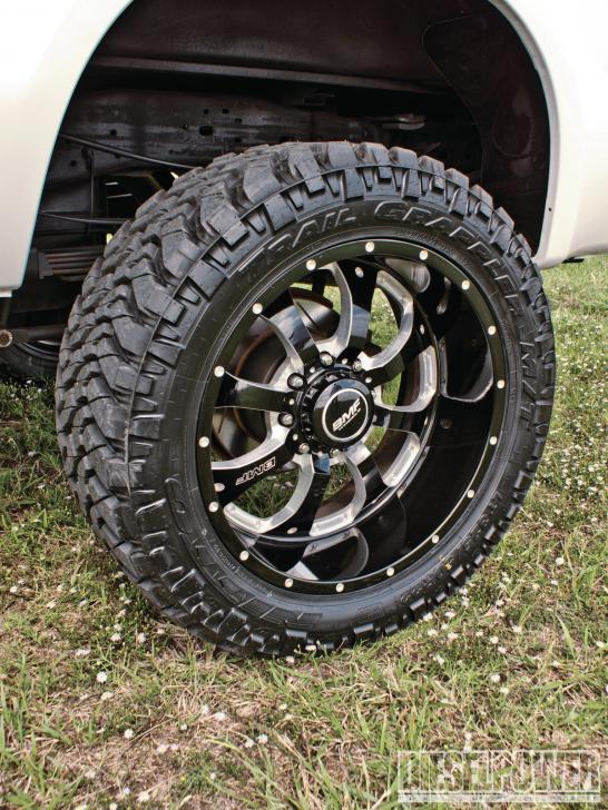22x12 on 35's question - Ford Powerstroke Diesel Forum