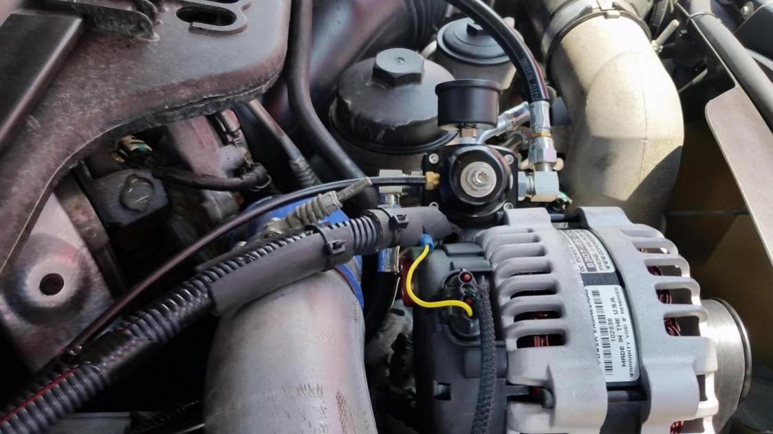 2003 F350 6.0L Alternator Problem - Page 3 - Ford Powerstroke Diesel Forum