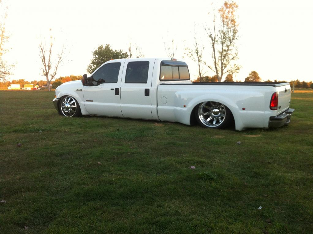Lowered Ford Dually Thread!!! - Page 41 - Ford Powerstroke