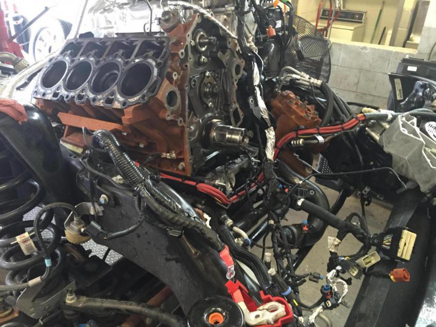6.7 Powerstroke Problems >> 2015 6 7 Motor Blew At 970 Miles Ford Powerstroke Diesel Forum