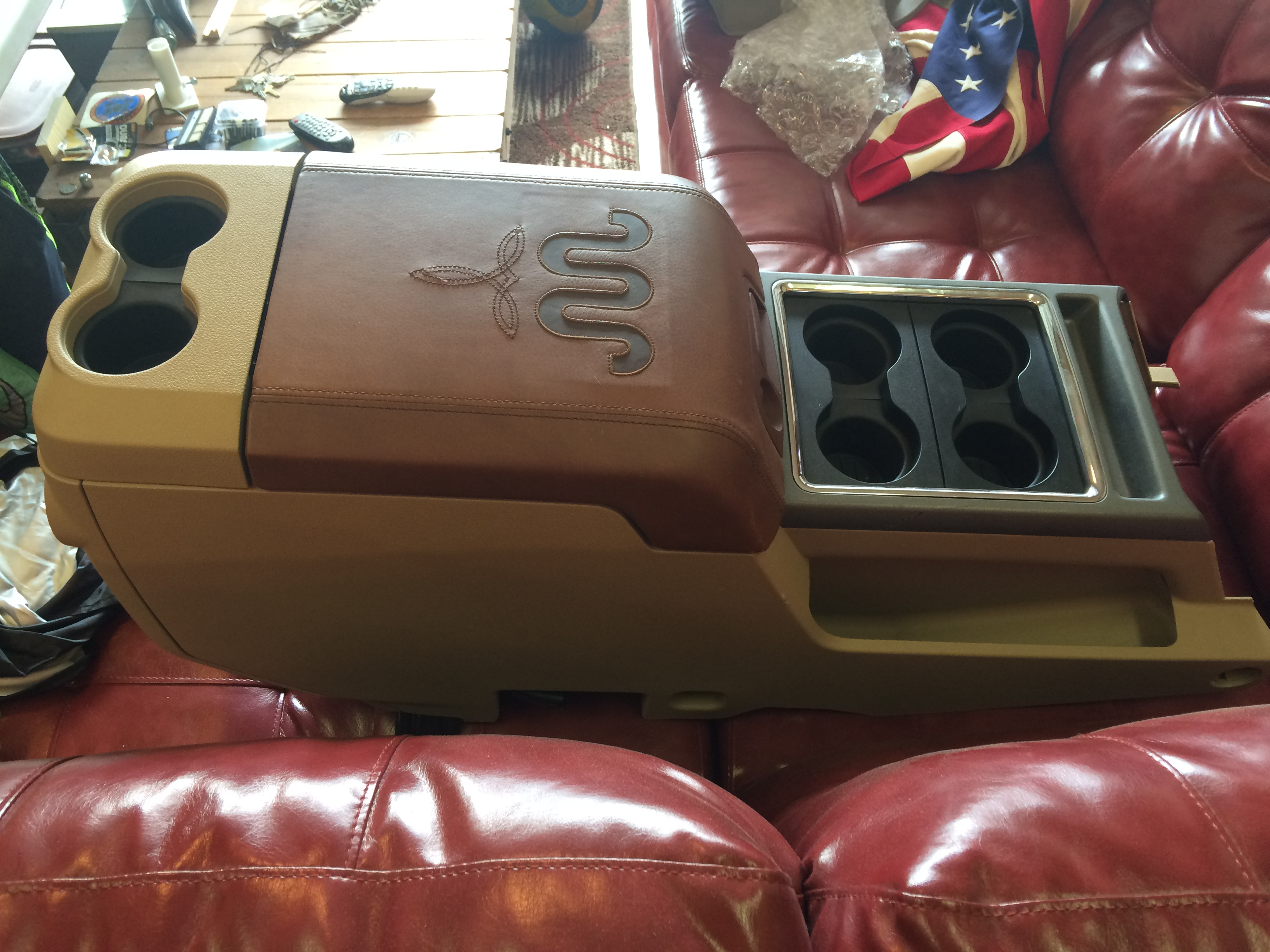 Ford Powerstroke For Sale >> 2011 King Ranch center console for sale - Ford Powerstroke Diesel Forum