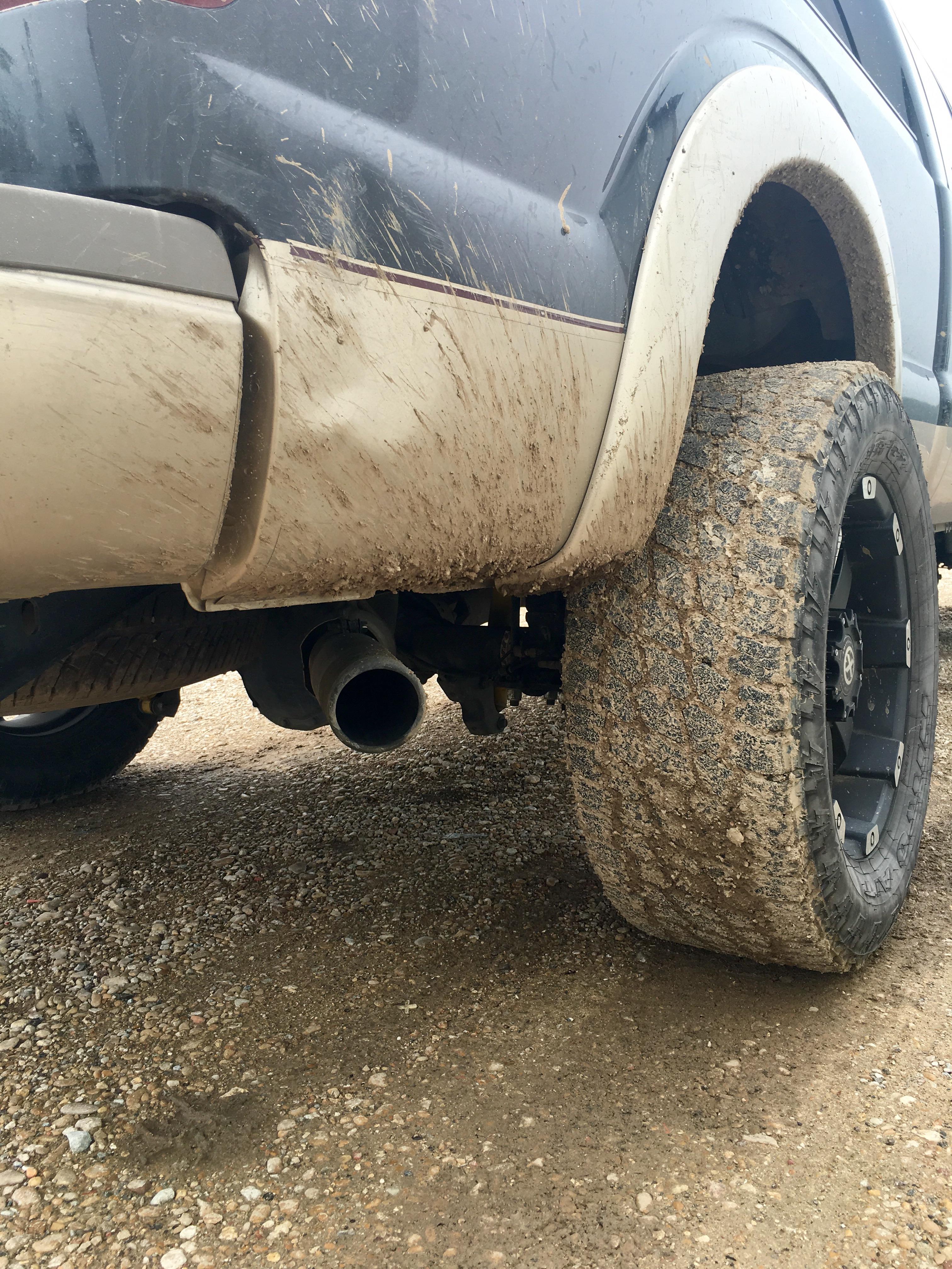 exhaust tip ford powerstroke diesel forum