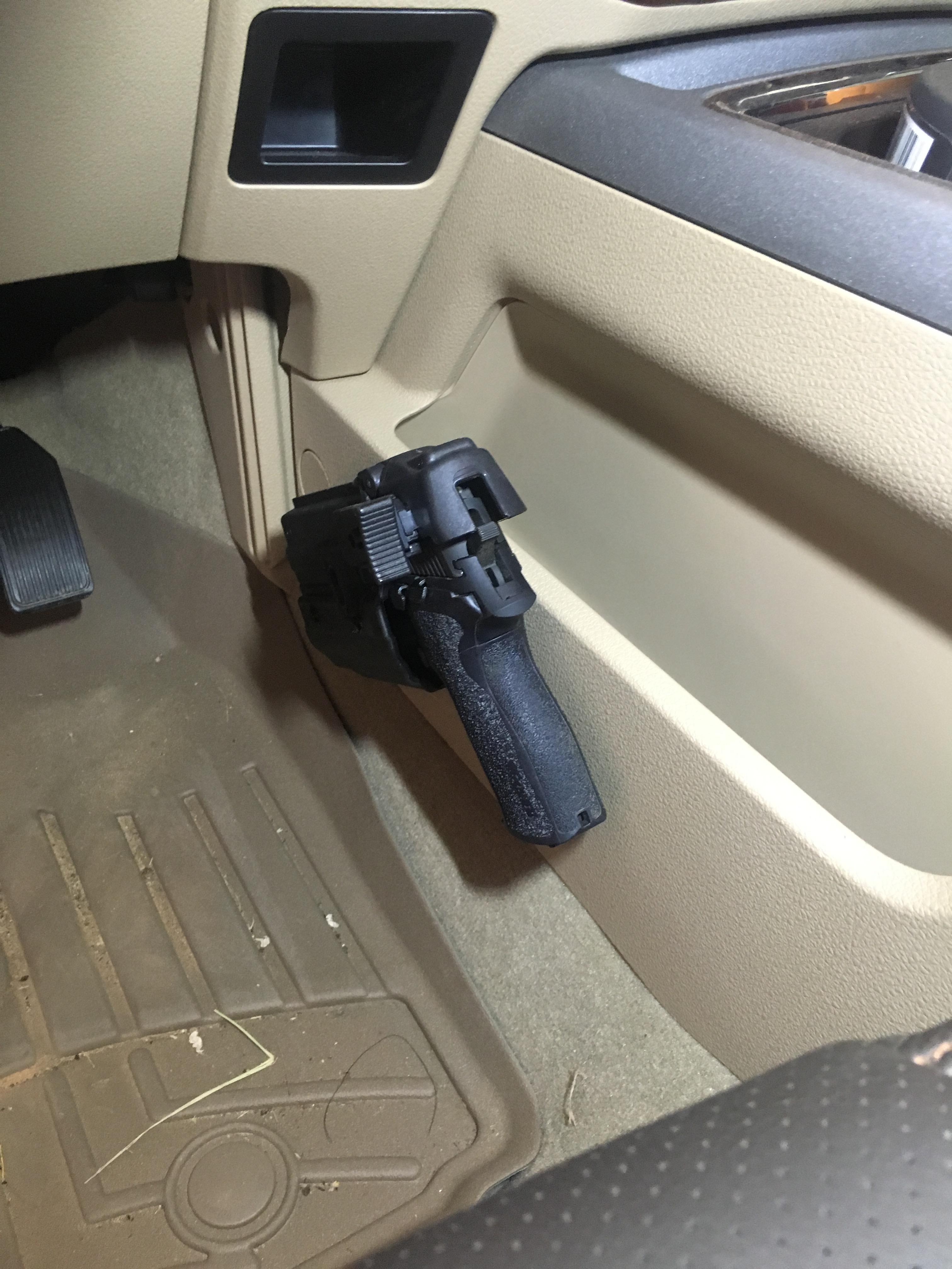 Gun Mount Idea Ford Powerstroke Diesel Forum
