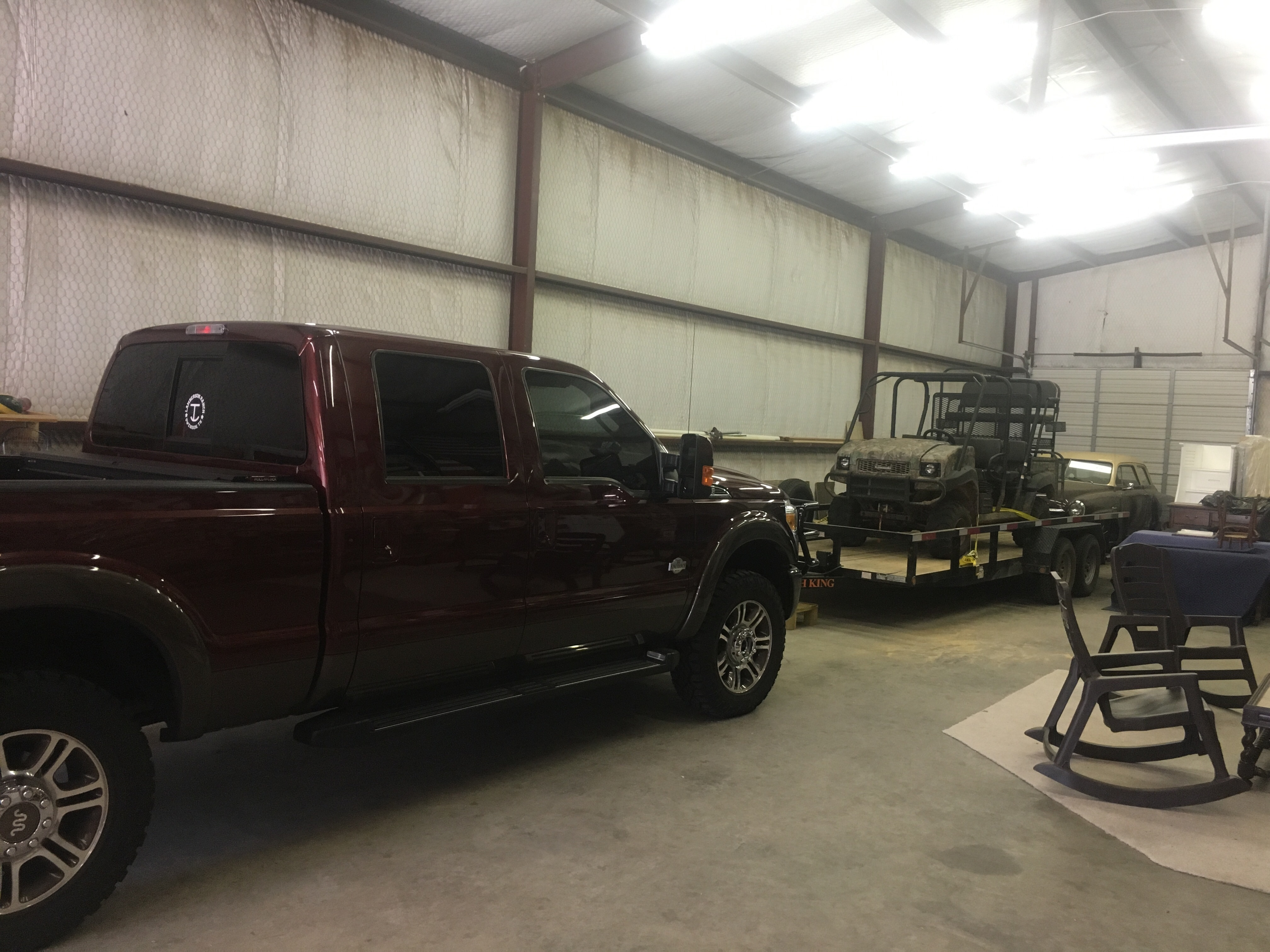 Pics of your Garage/ Shop/ Barn - Ford Powerstroke Diesel Forum